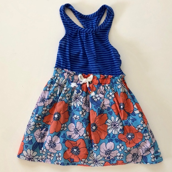 cat /& jack size 2T little girls floral sun dress pink white blue green NWT